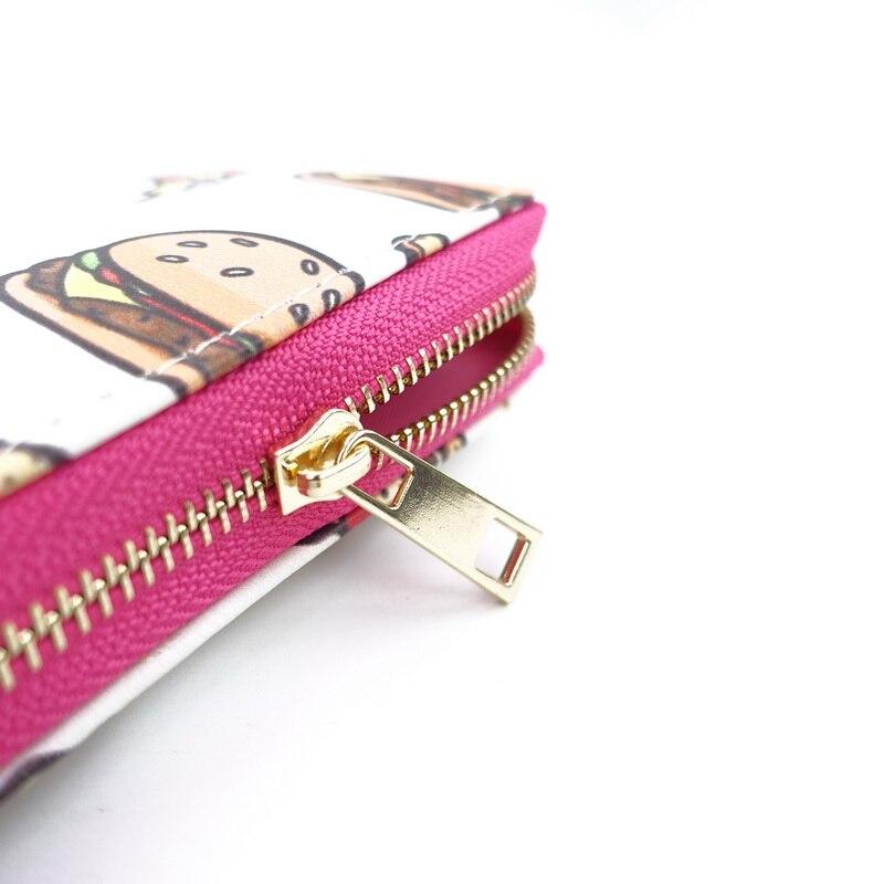 zipper em torno de carteiras Marca : Tzecho