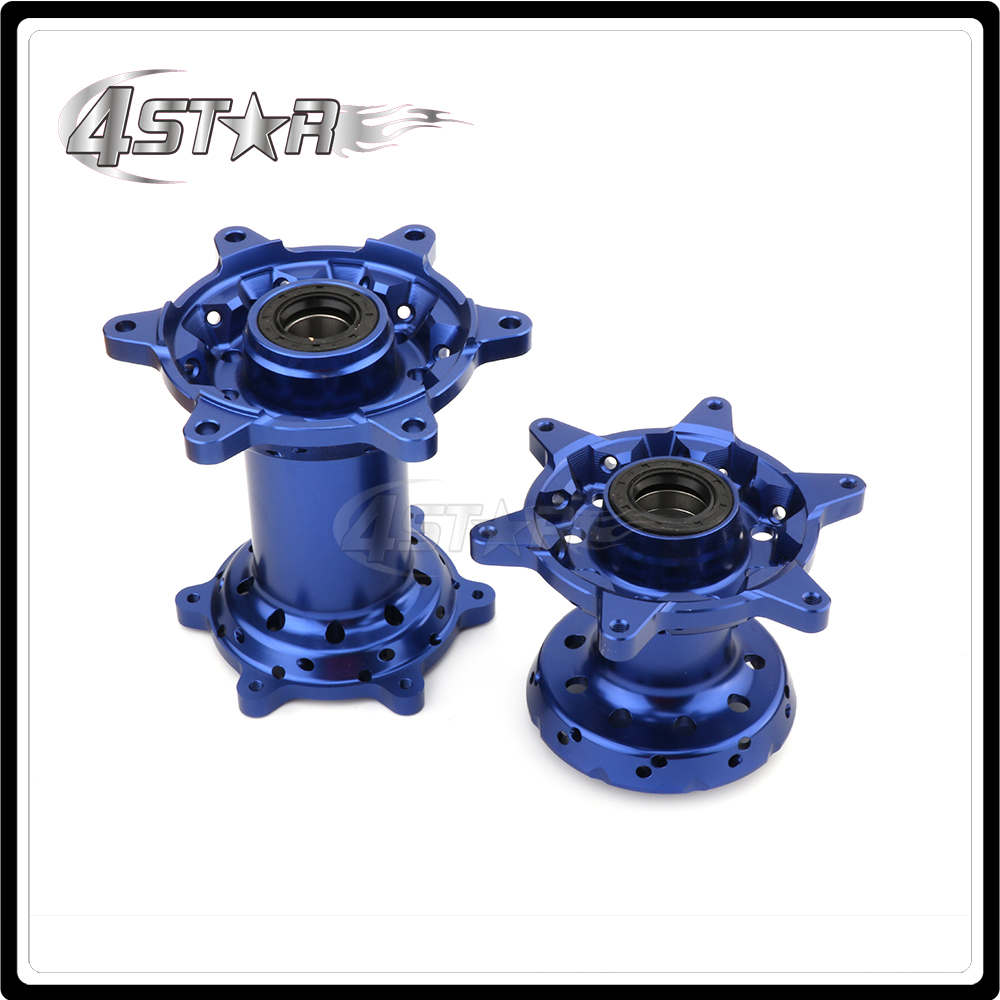 Motorcycle CNC Aluminum Alloy Wheel Hub For Husqvarna TC FC TX FX 125 450 2014 2015 2016 2017 2018 TE FE 125 501 S FS450