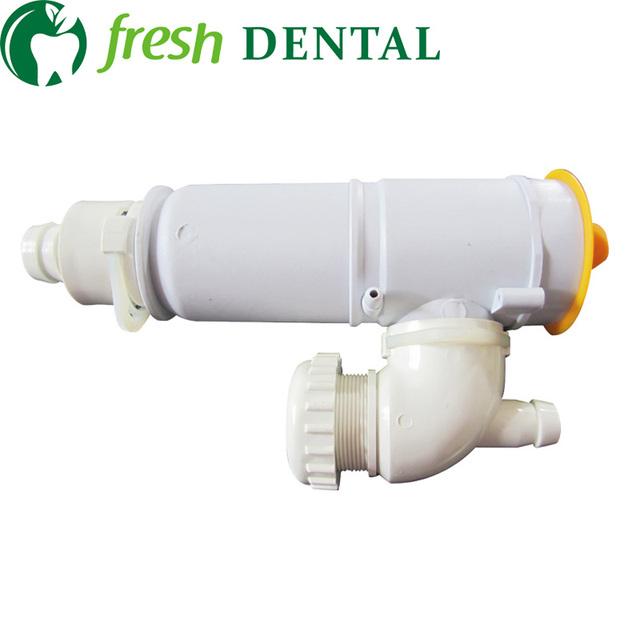 Um PC Válvula Dental forte sucção sucção fraca filtro filtro de água dental unidade cadeira odontológica materiais acessórios SSL = 1327