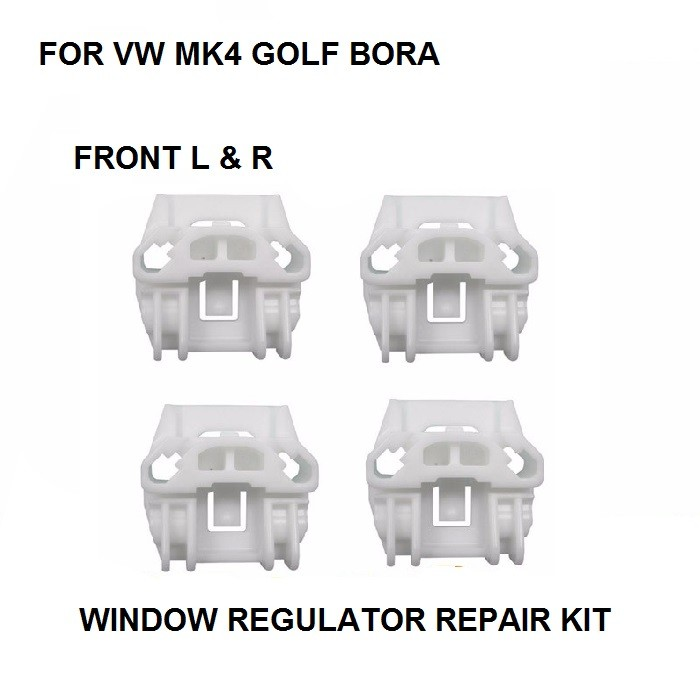 WINDOW REPAIR KIT FOR VW MK4 GOLF BORA ELECTRIC WINDOW REGULATOR CLIP FRONT RGHT-LEFT SIDE 1997-2006