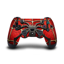 Spiderman Full Cover Gamepad Skin Stickers For Playstation 4 Dualshock 4 Controllers Vinyl Skins Decals Play Station 4 Protector