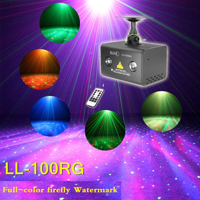 ФОТО New Hawkeye Watermark Laser Light / Full Color Laser Ceiling lights flash stage stars