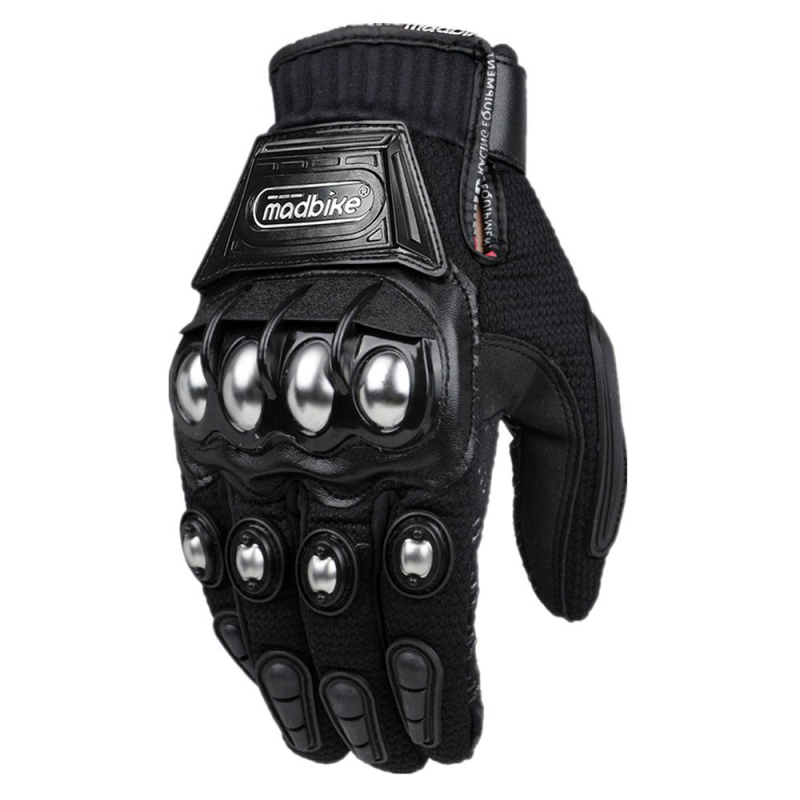 Alloy Steel Madbike Motorcycle Gloves Touch Screen Racing Guantes Motorbike Luvas Motosiklet Eldiveni Os carros Eletricos Gloves