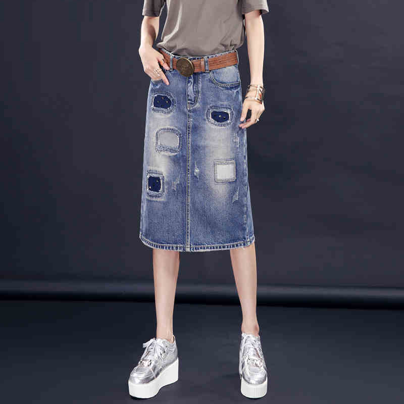 Popular Designer Denim Skirts-Buy Cheap Designer Denim Skirts lots ...