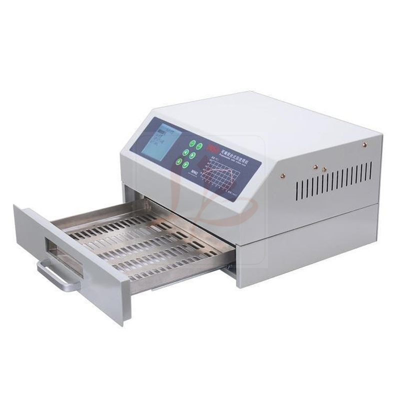 LY 962 Digital display with Programmable reflow welding machine 800W 110V 220V Reflow Oven Soldering Station