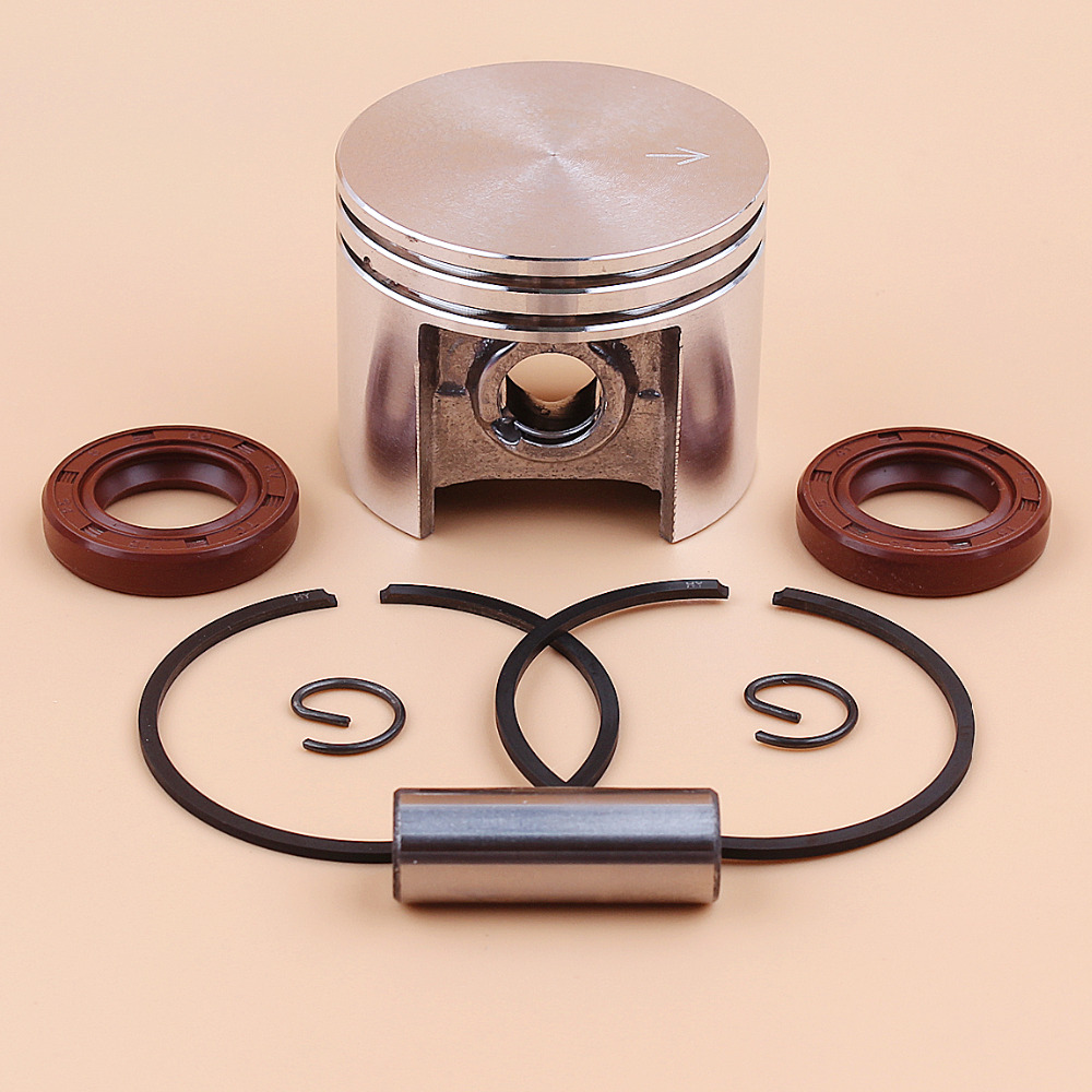 42.5mm Piston Ring Oil Seal Kit For STIHL 025 MS250 MS 250 Chainsaw Engine Motor Parts 11230302000 96380031581