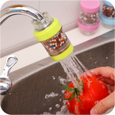Chcyus Kitchen Water Filter Faucet Tap Household Medical Stone Water Purifier Filtration Cartridge Free Shipping все цены
