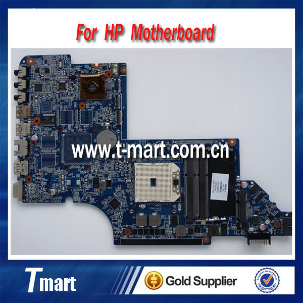 for hp DV7-6000 650852-001 laptop motherboard  working well and  full tested