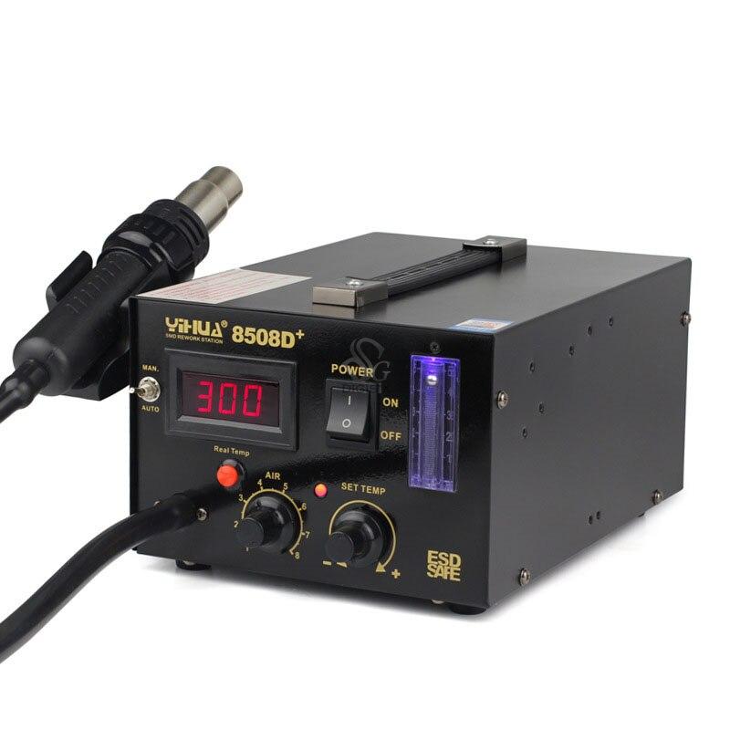 8508D+ Digital Hot-Air Soldering Station