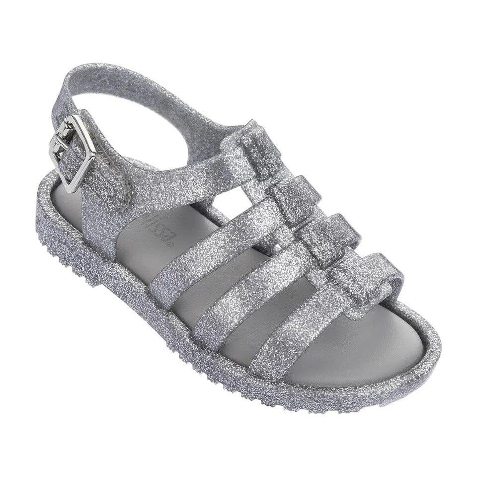 Huifa 2019 Summer New Baby Girls Beach Sandals Toddler Children Floral Bow Single Shoes