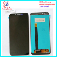 For 100% Original HOMTOM S99 LCD Display With Touch Screen Digitizer Assembly Replacement Parts 5.5 inch