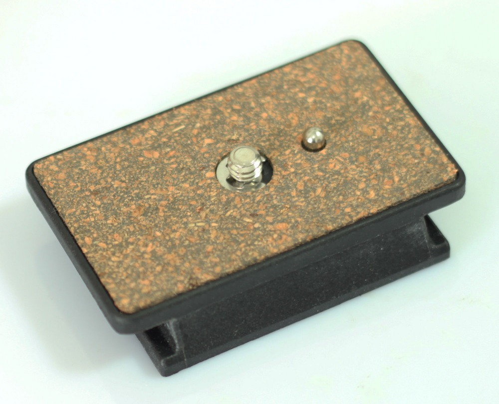 Quick Release Plate QB-5RL For CX-586 CX-500 Pan head PH-386(Vel-flo 7)