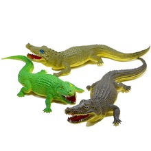 Amphibians and Reptiles in a New Plastic Model of Crocodile for Children's Toys ultimate explorer field guide reptiles and amphibians