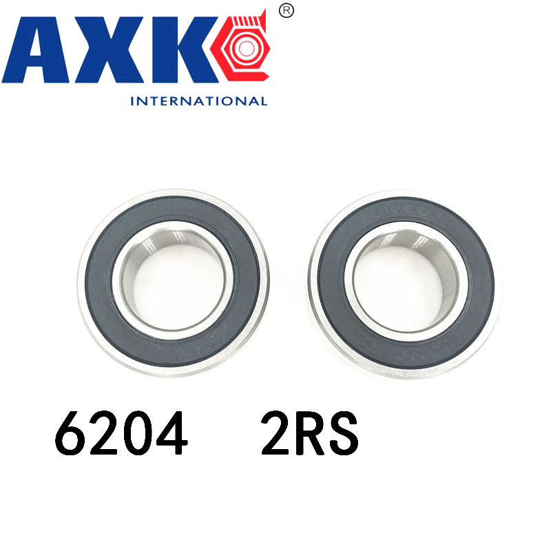 6204rs Bearing Abec-3 (2 Pcs) 20x47x14 Mm Deep Groove 6204-2rs Ball Bearings 6204rz 180204 Rz Rs 6204 2rs Emq Quality6204rs Bearing Abec-3 (2 Pcs) 20x47x14 Mm Deep Groove 6204-2rs Ball Bearings 6204rz 180204 Rz Rs 6204 2rs Emq Quality