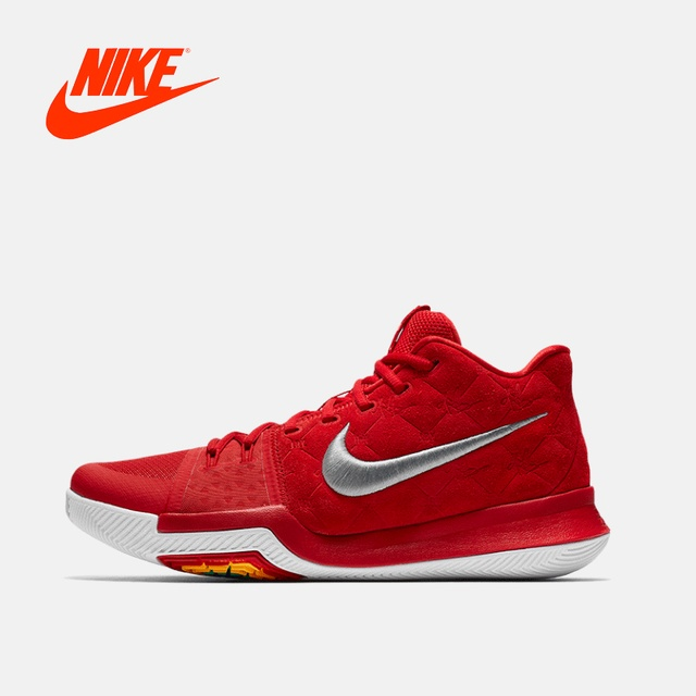 Original New Arrival Authentic Nike KYRIE 3 EP Mens Basketball Shoes  Sneakers Comfortable Breathable Sport Outdoor
