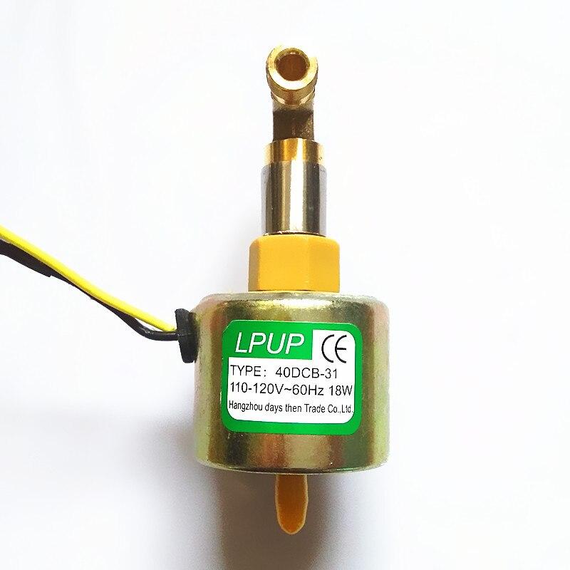 1000Wpower stage smoke machine snow pumps model 40DCB-31 voltage 110-120V-60Hz power 18W
