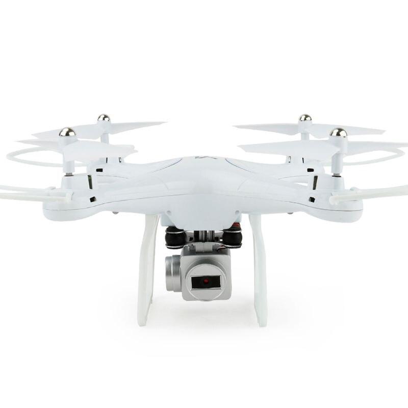 Drone RC caméra HD quadrirotor WiFi FPV 2.4G Mode sans tête vol aérien télécommande jouets enfants enfants cadeau - 5