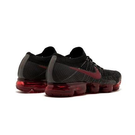 D'origine Nike Air VaporMax Être Vrai Flyknit Respirant Hommes de chaussures de course en plein Air Sport Confortable Durable chaussures de jogging - 4