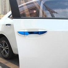 Подходит для нового Corolla hybrid Levin- нержавеющая сталь автомобильная ручка покрытие стикер для отделки декоративные аксессуары для автомобиля