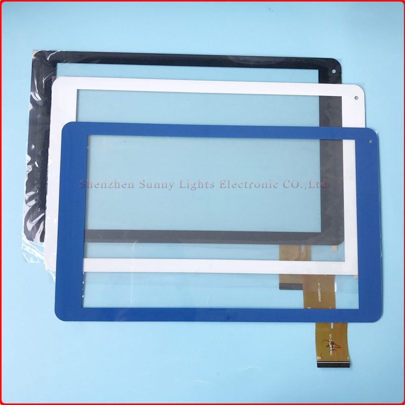 10pcs/lot on sale New 10.1'' Capacitive Touch Screen for Tablet pc cn068fpc-v1 MID Panel Digitizer Panel cn068fpc-v0 touch black new 8 tablet pc yj314fpc v0 fhx authentic touch screen handwriting screen multi point capacitive screen external screen