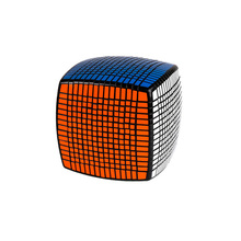 Professional Cube 15x15x15 12cm Speed For Magico cube antistress puzzle Neo Cubo Magico Sticker For Children adult Education toy shengshou magic snake magic cube neo cubo magico 24 blocks stess cube for antistress fidget toy fidget cube puzzle desk toy