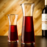 A Square Glass Red Wine Whiskey Glass Cup For The Home Bar Beer Water And Party