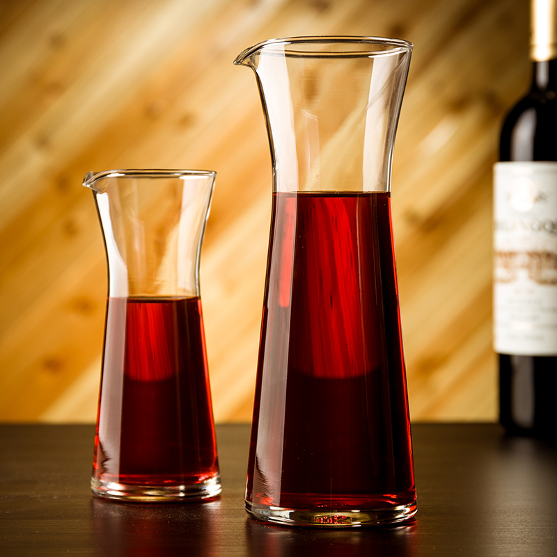 Ein Quadrat Glas Rotwein Whisky Glastasse für Zu Hause Bar Bier Wasser und Party Hotel Hochzeit Gläser Geschenk Drink X619-1