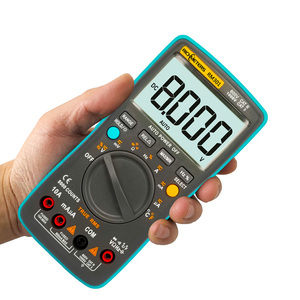 Image 5 - RM303 True RMS 19999 Counts Digital Multimeter NCV Frequency 200M Resistance Auto Power off AC DC Voltage  Ammeter Current Ohm