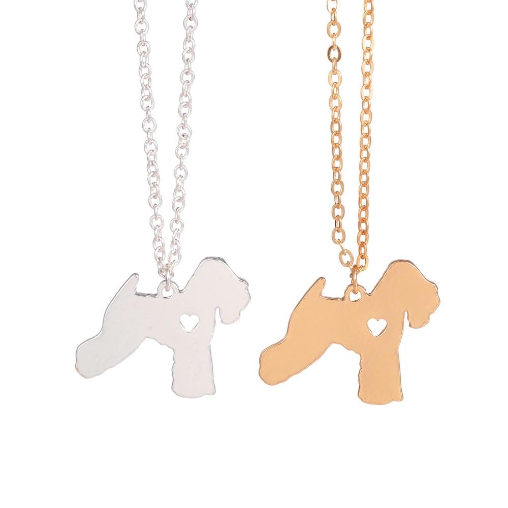 30pcs Soft Wheaten Terrier Necklace Custom Dog Necklace Pet Gift ...