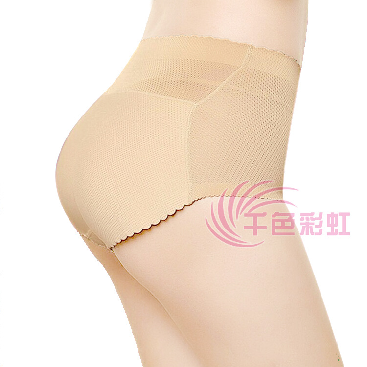 8293ae0ad30 Woman Padded Panties Butt Lift Booty Enhancer Fake Buttocks Pads Hip ...