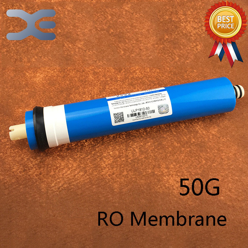 RO Film 50G Reverse Osmosis Filter Cartridge Water Machine Household Water Purifier Filter RO Reverse Osmosis Filter 1pcs warter filter parts water filter bottle 10incn high 1 4 inch connector for water purifier ro reverse osmosis system machine