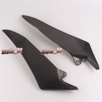 Carbon Fiber Tank Side Cover Panel Fairing for Yamaha YZF R1 2009 2010 2011 2012 2013 2014