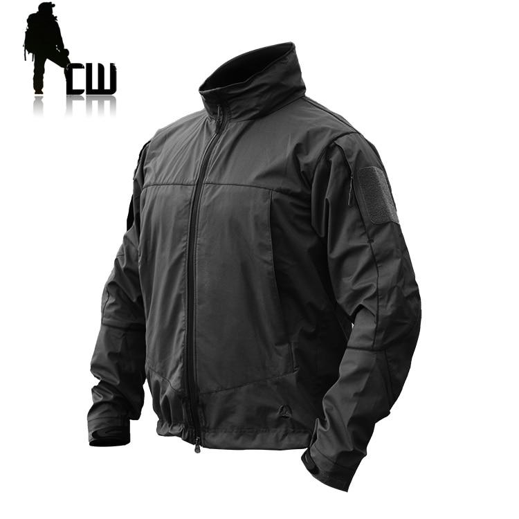 야외 방수 자켓 남자 Hardshell 전술 군사 헌터 의류 방수 하이킹 방풍 자켓 등산 코트