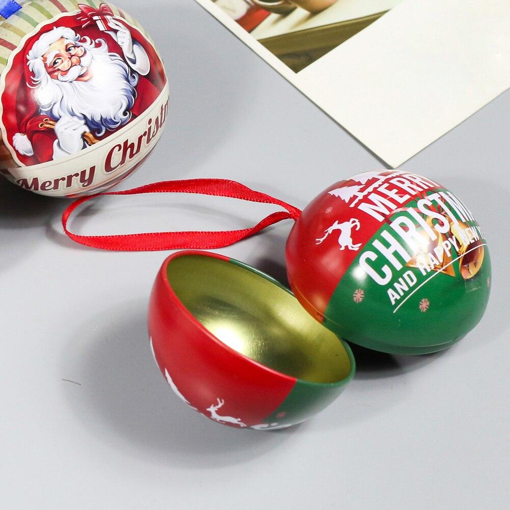 Aufbewahrungsbox Weihnachtskugeln.Weihnachtskugeln Aufbewahrungsbox Weihnachtskugeln Weihnachtsbaum Dekorationen Hängen Ornament Candy Box Christbaumschmuck