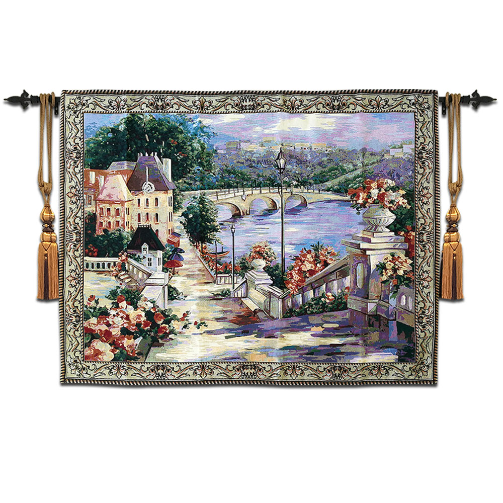 100x140cm Cotton Tapestry Wall Hanging Moroccan Decor