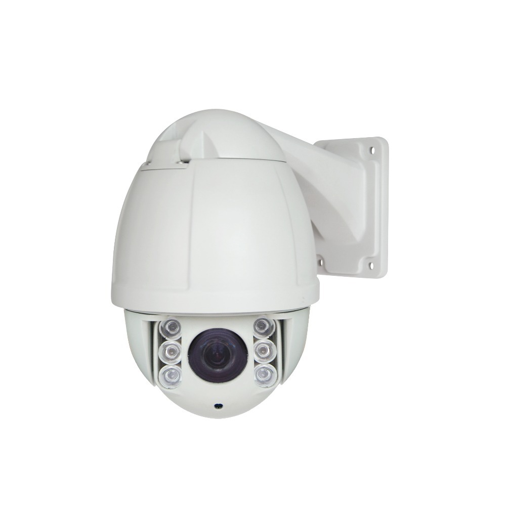 AHD mini PTZ camera with IR security system 10X optical zoom dome camera 1080P with free shipping free shipping hot selling 720p 20m ir range plastic ir dome hd ahd camera wholesale and retail