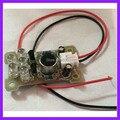 Controle de voz 5 MM LED Verde Lâmpada Melodia Suíte Produção Eletrônica