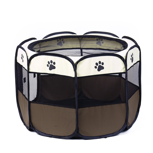 Portable Folding Pet Carrier Tent