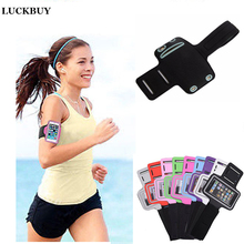 Outdoor Gym Sport Workout Running Adjustable Arm band Case Cover For iPhone 4G 5C 5G 5S