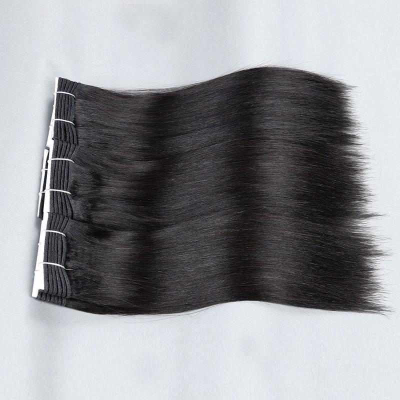 Sleek Straight Peruvian Virgin Hair 3 Bundles Peruvian Straight Hair Peruvian Straight Virgin Hair Virgin Peruvian Hair Bundles (2)