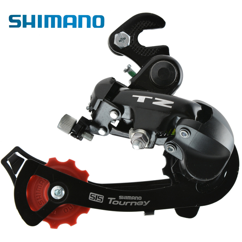 SHIMANO Tourney RD-TZ50 Rear Derailleur 6/7-speed Hanger Mount MTB Bicycle Bike Cycling Derailleur Воск