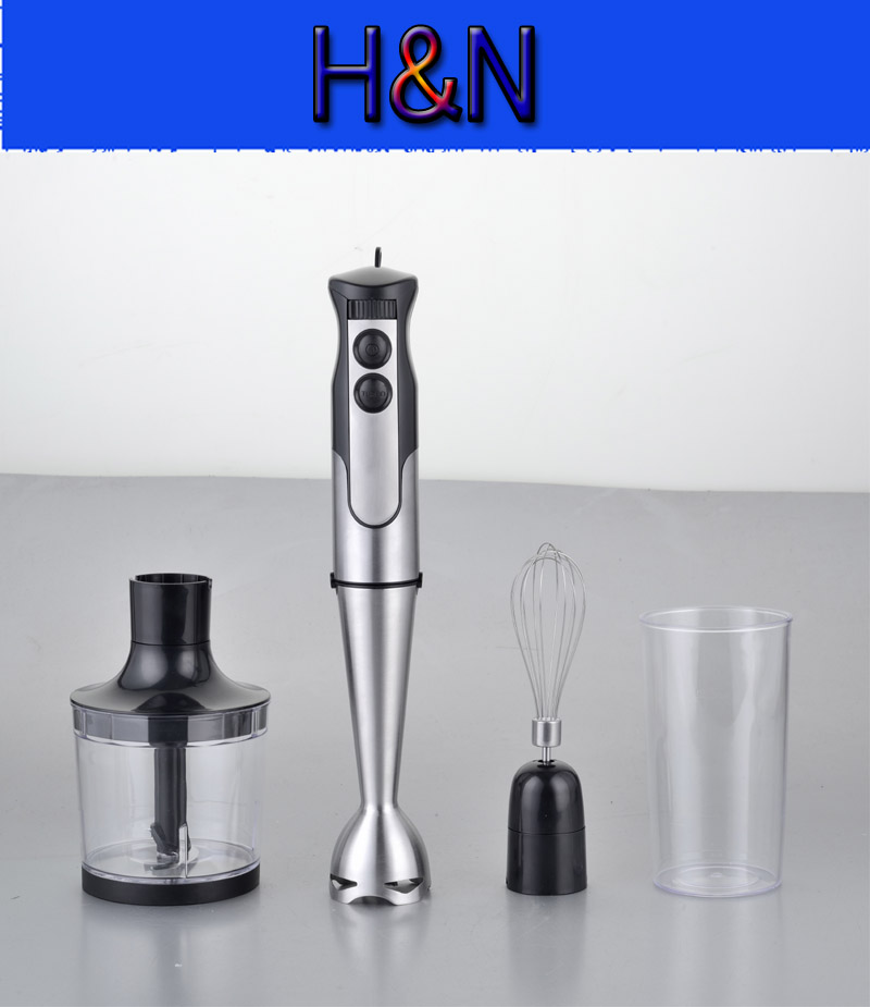Free Shipping Multifunctional Household 800W Electric Stick Blender Hand Blender Egg Whisk Mixer Juicer  Food Processor xeoleo 2l heavy duty commercial blender food greater material 2000w food processing machine with pc jar juicer mixer bpa free