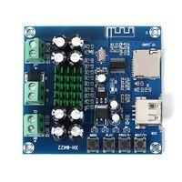 XH-M422 50ワット+ 50ワットbluetoothアンプモジュールサポートuディスクtfカードプレイ� pa3116d2 50ワット* 2