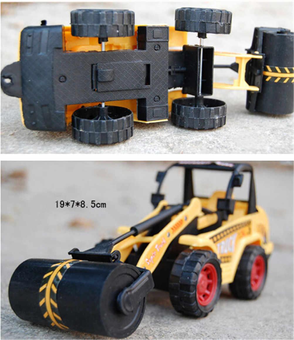 Bulldozer รุ่นของเล่นขนาดใหญ่ Diecast ของเล่นขุดของเล่น Farmland รถบรรทุกวิศวกรรมยานพาหนะเด็กของขวัญ