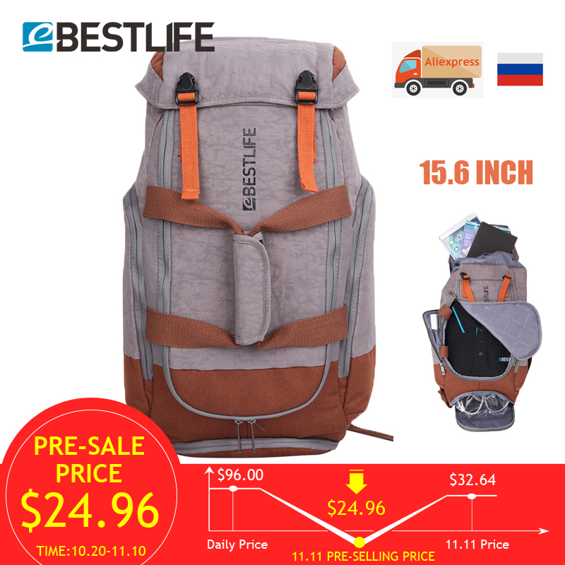 цена на Large Capacity Explorer Mountaineering Rucksack Bag Canvas Luggage Travel Bags Waterproof Laptop Backpack For Men Women Teenager