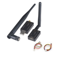 1set Single TTL 3DRobotics 3DR Radio Telemetry Kit 915Mhz Module For APM Kit 433Mhz Module Open