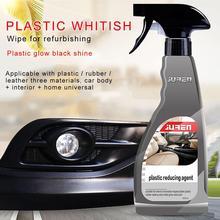Car Cleaning Agent Multifunctional Leather Refurbishing Cleaner Repair Tool Spray Wax 500ml