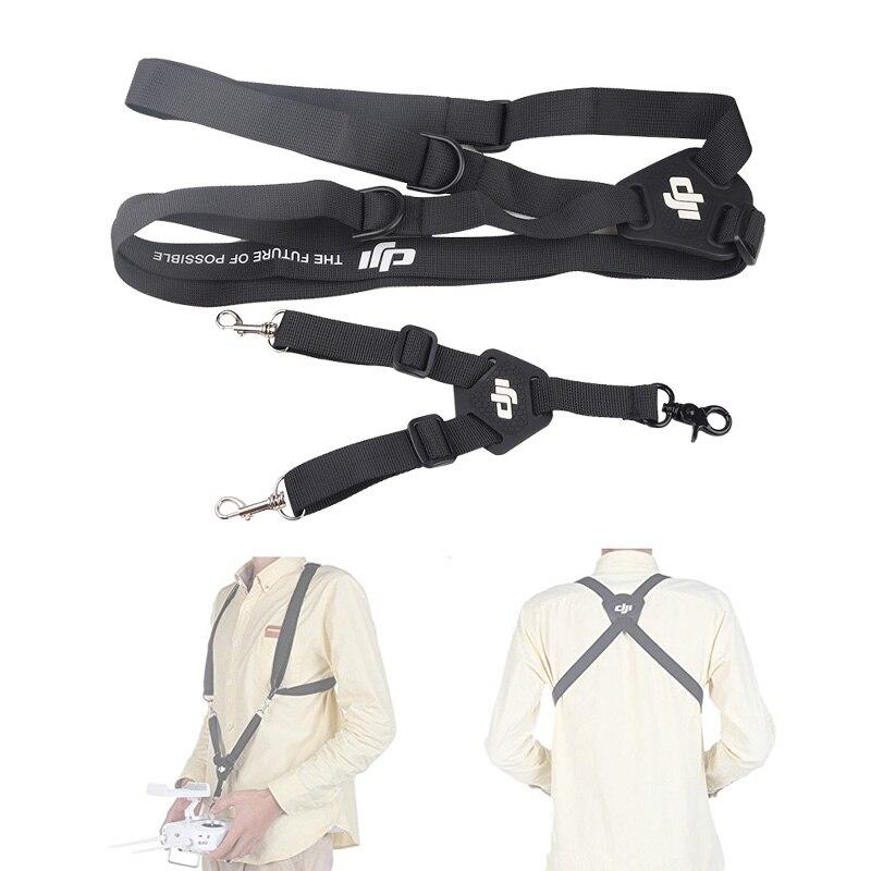 DJI Remote Controller Shoulder Neck Strap Belt Sling Lanyard Necklaces For DJI Phantom 4 3 2 Inspire 1 MAVIC PRO FUTABA AT9 JR