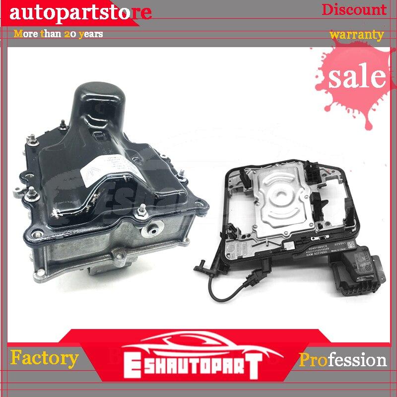 Remise à neuf dsg 0 AM corps de soupape de transmission automatique 0AM927769D adapté pour V W Audi DSG TCU contient le programme