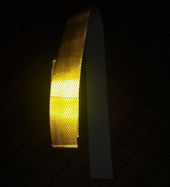 HTB1oz3YQVXXXXcLXVXXq6xXFXXXX - High Light Road Traffic Truck Van Construction Site Floor Self-adhesive Night Fluorescent Reflective Warning Tape